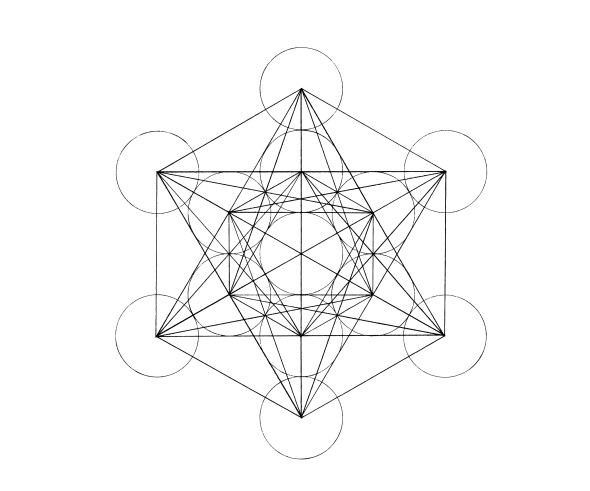 A Peak Inside the Covers: Metatron's Cube UPDATED